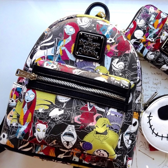 20% off Disney Handbags - Nightmare Before Christmas Mini Backpack ...