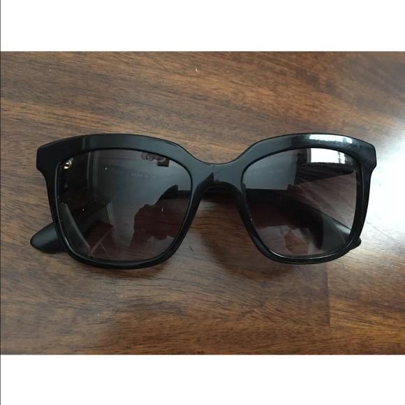 9eb23efd57b Miu miu black crystal sunglasses. M 57f08bb72fd0b7d5c5021cea