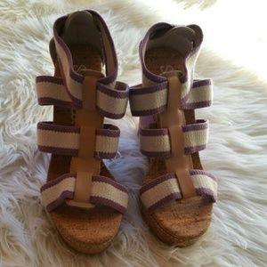 Splendid Shoes - Splendid wedges  size 8