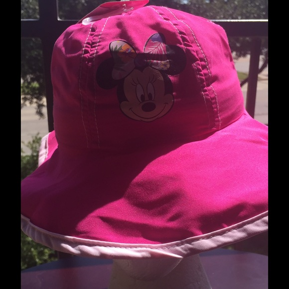 BOGO 1 2 off 💖Disney Jr Minnie Mouse Bucket Hat 42f4da12954