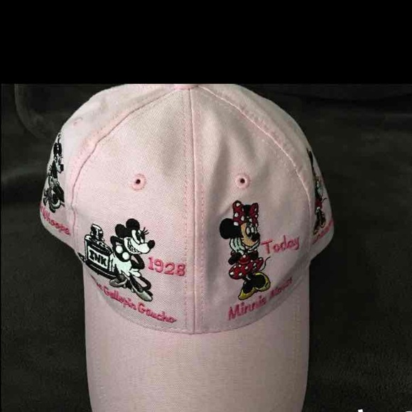 cf791a1c939fb Minnie Mouse Through the years cap