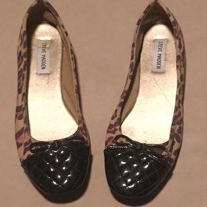 ▪️Steve Madden Leopard Flats▪️