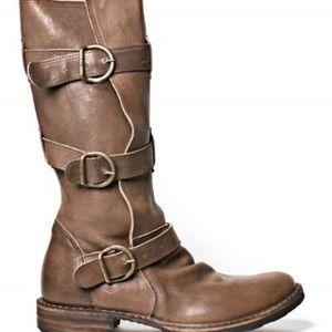 Fiorentini + Baker Shoes - 🎉HP🎉Fiorentini + Baker brown eternity moto boot