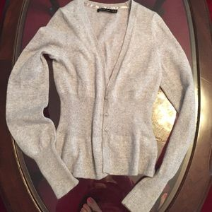 Sweaters - Limited cardigan rabbit cashmere
