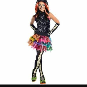 monster high Other - Moster high skelita costume