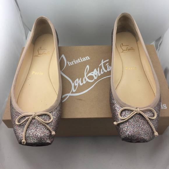 324925fcd9f Christian Louboutin Shoes - Authentic Christian Louboutin Ballet Flats!
