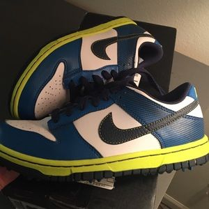 online store 69206 a5db3 ... Nike Shoes - Nike Dunk Junior Golf Shoes-Size 4 Youth ...