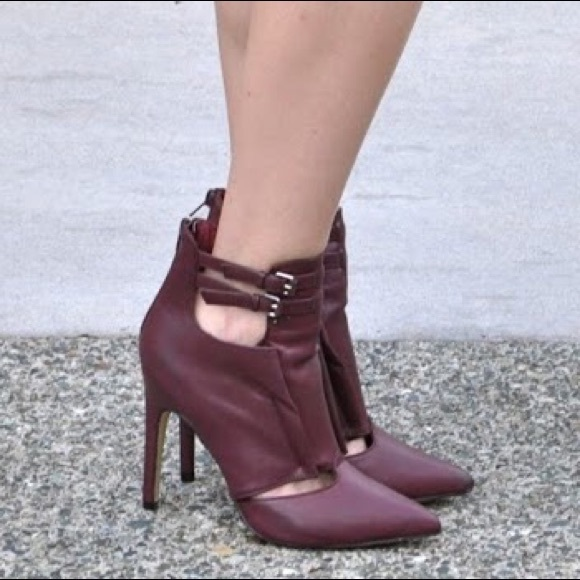 shoedazzle Shoes - Bootie heels