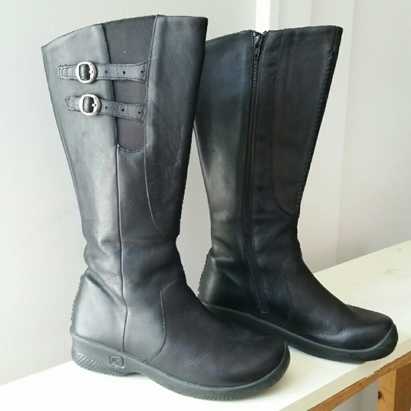 b0db4cd65521 Keen Shoes - KEEN Black Bern Baby Bern Boot 7.5