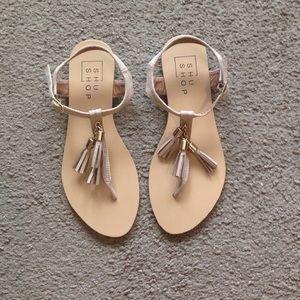 ShuShop Shoes - Shu Shop Tassel Sandal