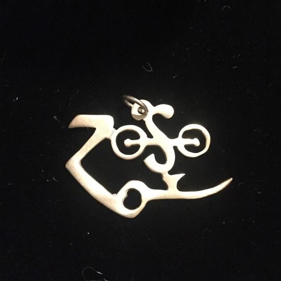 Jewelry Zoso Necklace Pendant Led Zeppelin Poshmark