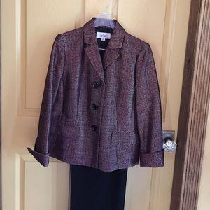 Le Suit Jackets & Blazers - LeSuit Size 8