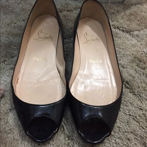 Christian Louboutin Shoes - Authentic Christian Louboutin Flats