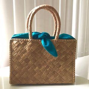 Lois Hill Handbags - VINTAGE LOIS HILL BAG