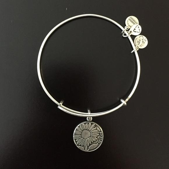 Alex And Ani Jewelry Niece Bracelet In Silver Poshmark