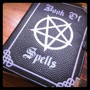 NWOT Book of Spells Book Bag
