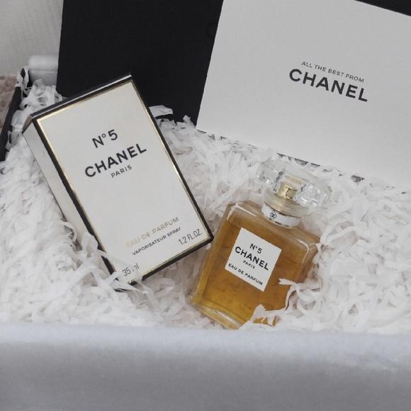 chanel no 5 eau de parfum. chanel other - chanel no 5 eau de parfum spray 1.2 fl oz 3