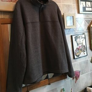 Men's lands end sweater