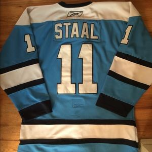 buy popular ca486 ce61d Pittsburgh Penguins Jordan Staal jersey