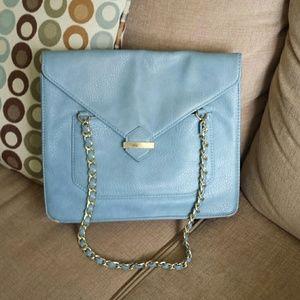 Olivia + Joy blue bag