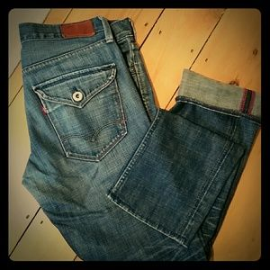 Levi's Other - Rare! Authentic Levi's RED Line straight 32/30