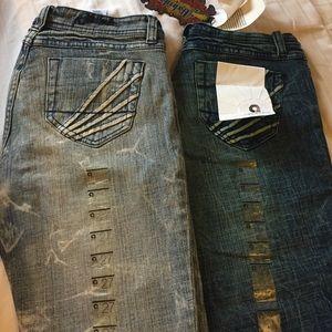 Akdmks Jeans