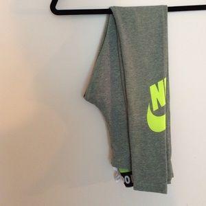 Nike just do it leggings!