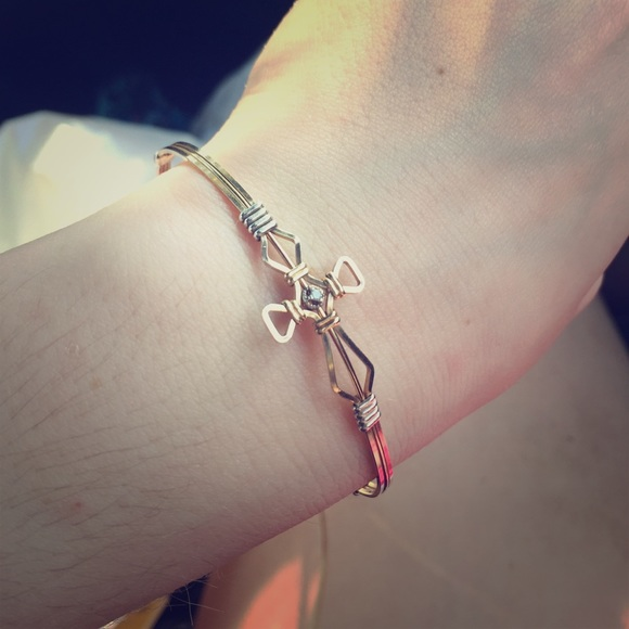 Ronaldo Jewelry Cross Bracelet Poshmark