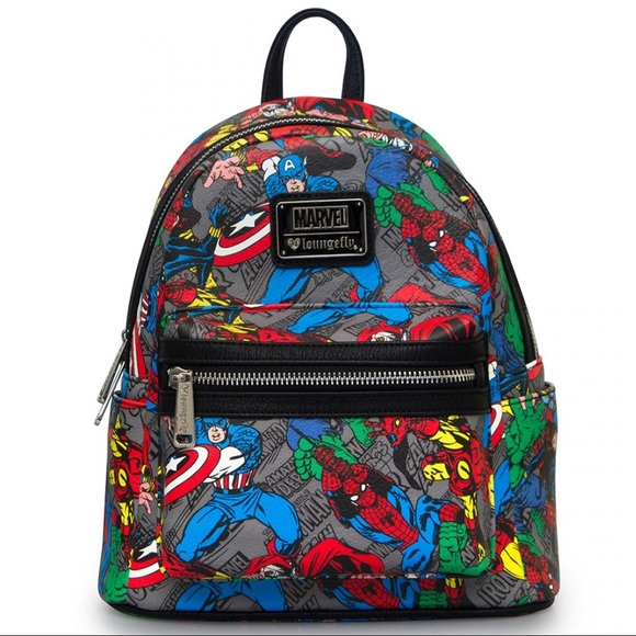6bafe6191e60 Marvel Avengers Mini Backpack