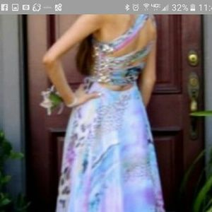 Camilla Dresses & Skirts - GODESS style  STUNNING  prom dress/evening gown