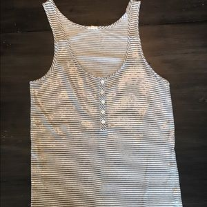 J.Crew Sequined Tank Top
