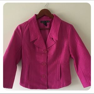 Silkland Quilted Jacket (NWOT)