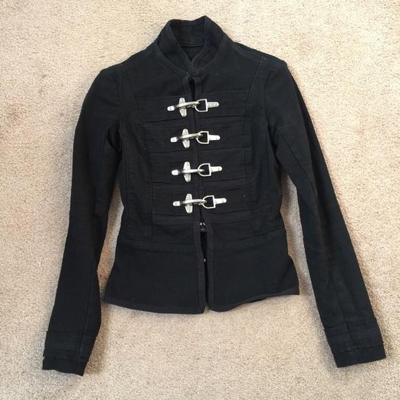 Tripp NYC black gothic style jacket XS. M 57f165ffea3f36ac7800f14d. Other  Jackets   Coats ... 04b5fea10