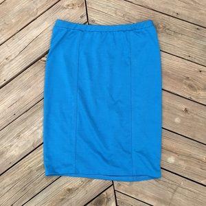 {Mossimo} Stretch Pencil Skirt