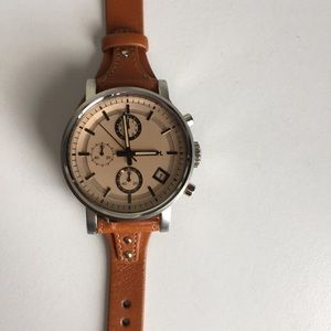 Fossil Accessories - Brand New Women's Fossil Boyfriend Watch