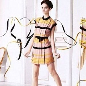Jason Wu for target pleated dress with belt