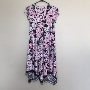 INC International Concepts Dresses - INC pink and black Shift dress size small