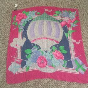 Leonard Accessories - NWT leonard scarf