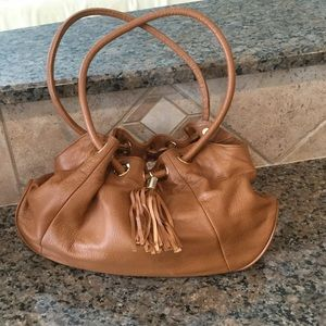 Perfect for fall Authentic Michael Kors hobo