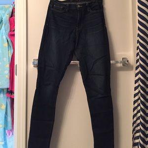 Highwaisted flying monkey jeans