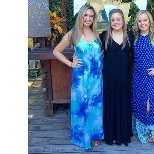 Tiare Hawaii Dresses & Skirts - Tiare Hawaii tie dye maxi