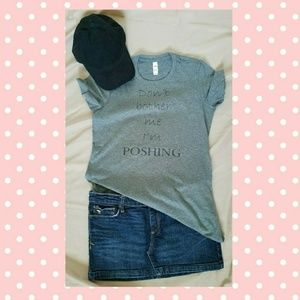 Tops - Poshing T-shirt 🌟Last one!🌟 New Pictures!