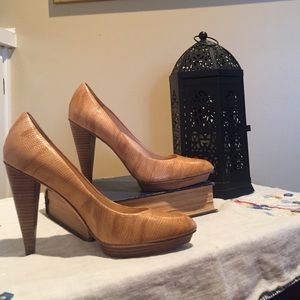Boutique 9 Shoes - ‼️FINAL PRICE LOVELY Boutique 9 leather heels