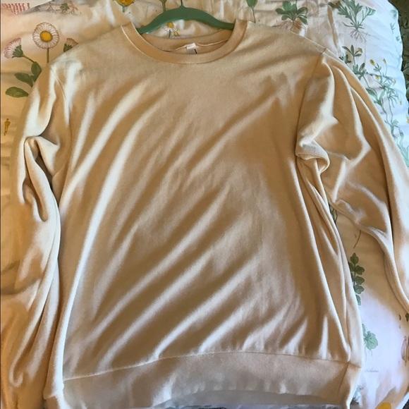 Velvet Sweater American Apparel 116