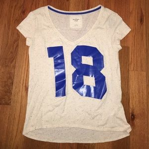 Abercrombie & Fitch Tops - 🌟NEW🌟ABERCROMBIE Tee