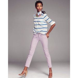 Apt 9 Popover in Striped Blue