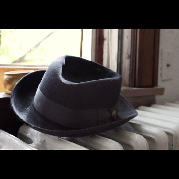 55c491f15a239 Accessories - Goorin Bros. Wool Hat
