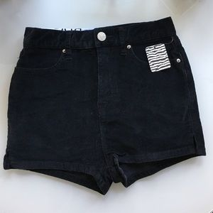 BDG Corduroy High Rise Shorts NEW
