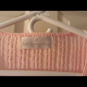 Soft Surroundings Cardigan Sweater  XL