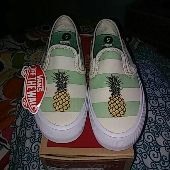 vans ananas